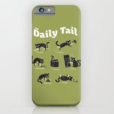 The Daily Tail Cat iPhone 6s Slim Case