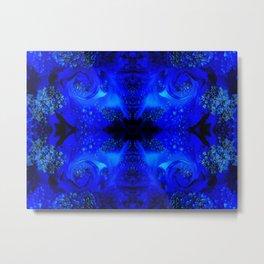 Flowerium geometry IV Metal Print