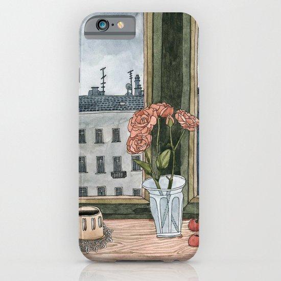 Rose Bouquet iPhone & iPod Case