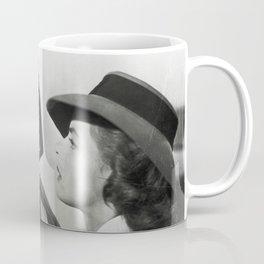 Darth Vader in Casablanca Coffee Mug