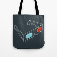 INSIDE 3D Tote Bag