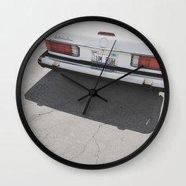 um duh Wall Clock