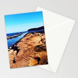 Perspective Rocks Stationery Cards