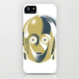 Threepio iPhone Case