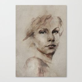 [Little Kristi] Canvas Print