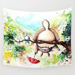 """Turn round"" Wall Tapestry"