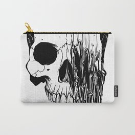 Skull (Distortion) Carry-All Pouch