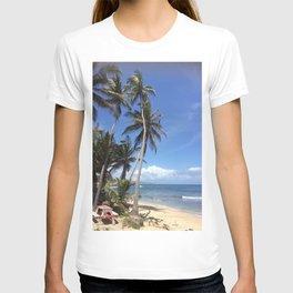 Caribbean Coastline T-shirt