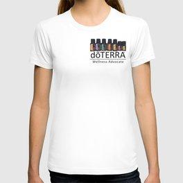 Essential oils holistic T-shirt