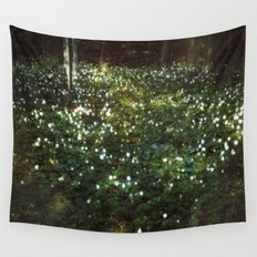 Where Love Grows Wall Tapestry