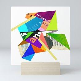 And Mini Art Print