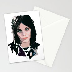 Joan Jett Stationery Cards