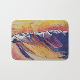 Little Ring Mountain :: Great Big Story Bath Mat