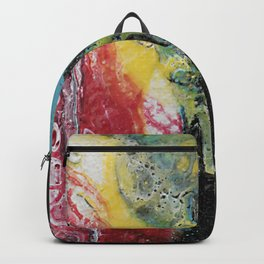 In The Volcano Backpack