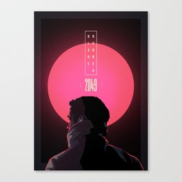 Blade Runner 2049 Canvas Print