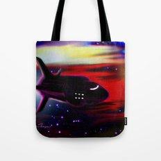 Space Ark Tote Bag