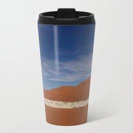 NAMIBIA ... Deadvlei pan Travel Mug