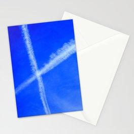 Sky Writing Stationery Cards
