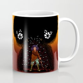 Lovecraft Cuties Set 01: The Mother to a Thousand Young ShuNi Coffee Mug