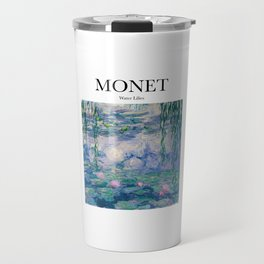 Monet - Water Lilies Travel Mug