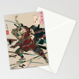 Tsukioka Yoshitoshi - Top Quality Art - Blind YUBAI Stationery Cards