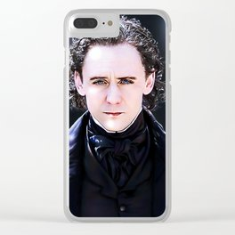 Sir Thomas Sharpe - Crimson Peak I Clear iPhone Case