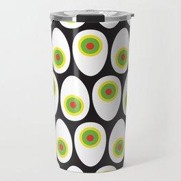 Egg & Olive Travel Mug