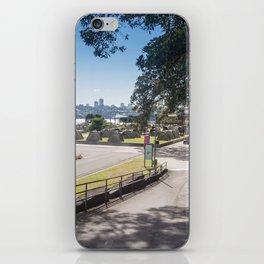 Campsite Driveway iPhone Skin