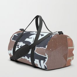 Frankenstein Freak Duffle Bag