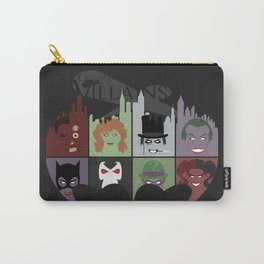 Gotham Villains Carry-All Pouch