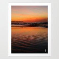 Before Sunrise Art Print