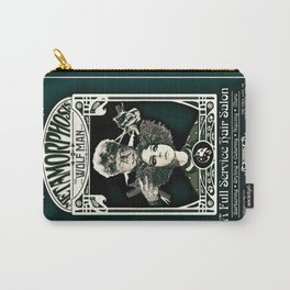 Metamorphosis by The Wolf Man: A Full Service Hair Salon (Vintage) Carry-All Pouch