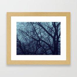 Bleakness  Framed Art Print
