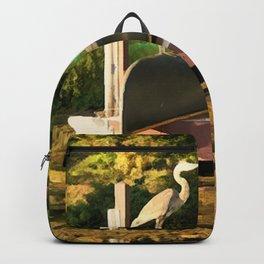Birds Eye View Backpack