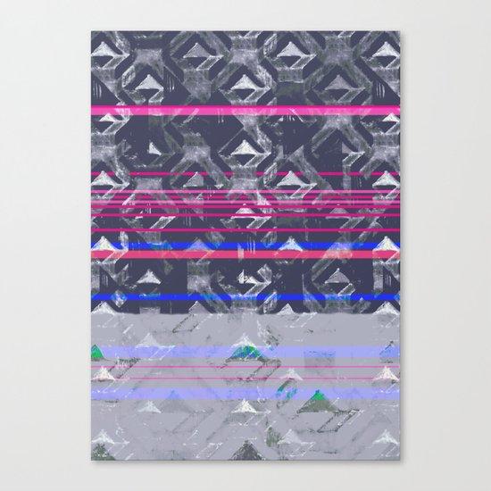 Tri Seas Canvas Print