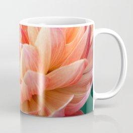 Dahlia Glow Macro Coffee Mug