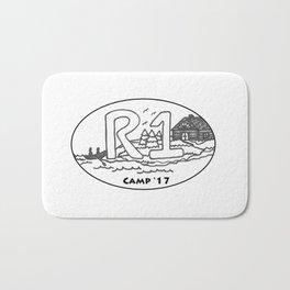R1 camp Bath Mat