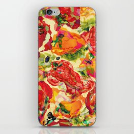 Peppers and Tomatoes iPhone Skin