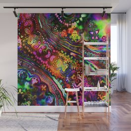 Rainbow River Wall Mural