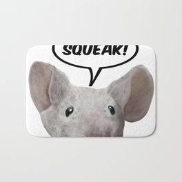 Squeak mouse Bath Mat