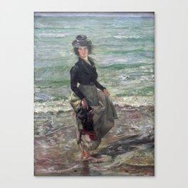 Paddle Petermannchen - Lovis Corinth Canvas Print