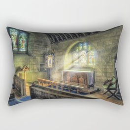 Hear My Prayer Rectangular Pillow