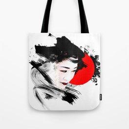 Japan - Kyoto - Geisha Tote Bag
