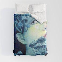 Beauty in the Breakdown Comforters