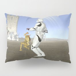 War Stars: Where is no need in Cavalry? Pillow Sham