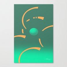 platform Canvas Print