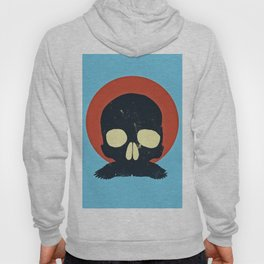 Skull With Stache Hoody