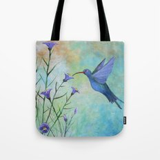 HUMMINGBIRD don't FLY AWAY FLY AWAY Tote Bag