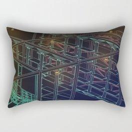 Archetype: Structure Rectangular Pillow