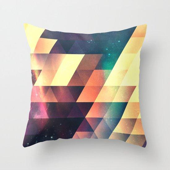 thyss lyyts Throw Pillow